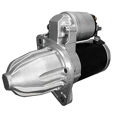 Rareelectrical - New 12 Volt 8 Tooth Starter Compatible With Smart Europe Forfour 55Kw 2004-2006 By Part Number - Image 1