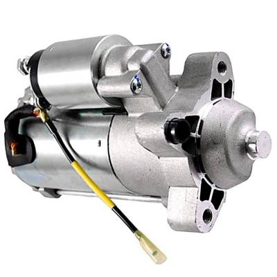 Rareelectrical - New 12 Volt 11 Tooth Starter Compatible With Ford Europe C-Max 2007-2011 By Part Number 986023380 - Image 1