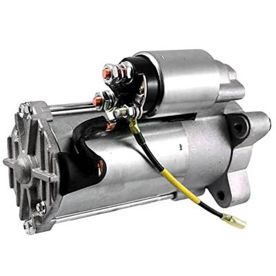 Rareelectrical - New 12 Volt 11 Tooth Starter Compatible With Ford Europe C-Max 2007-2011 By Part Number 986023380 - Image 2