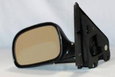 Rareelectrical - New Door Mirror Pair Fits Chrysler 96-10 Town&Country Caravan Voyager Power W/ Heat Ch1321141 - Image 2