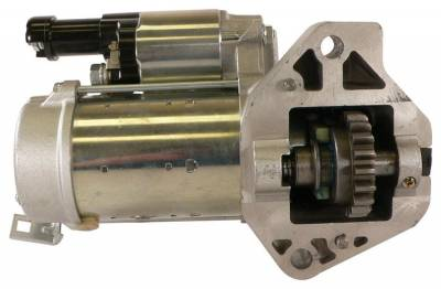 Rareelectrical - 12V New Starter Fits Acura Mdx 3.7L 2007-09 31200Ryea01 4280004121 428000-4121 - Image 2