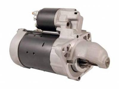 Rareelectrical - New Starter Motor Fits European Model Renault 63522230240 Msn2007 Msn2009 42498717 - Image 1