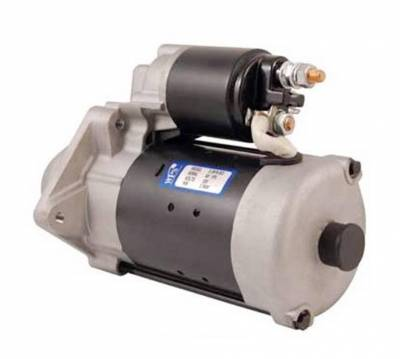 Rareelectrical - New Starter Motor Fits European Model Renault 63522230240 Msn2007 Msn2009 42498717 - Image 2