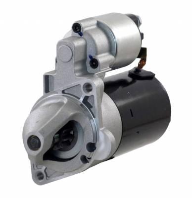 Rareelectrical - New Starter Motor Fits European Model Smart Fortwo 0.8L 2004-06 0001106014 0051518301 - Image 1