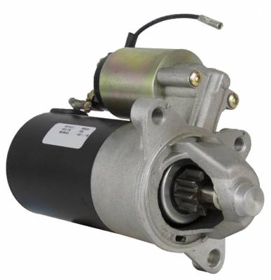 Rareelectrical - New Starter Motor Fits Mercury Tracer Ford Escort 1.8L 1991-1996 10465344 F0cf-11000-Aa - Image 1