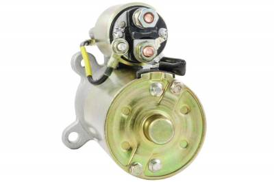 Rareelectrical - New Starter Motor Compatible With Mercury Tracer 1991-96 Ford Escort 1.9L 1997 2.0 Sr7518x 19011818 - Image 2