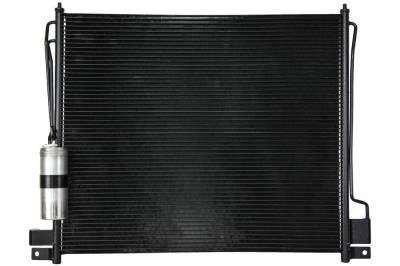 TYC - New Ac Condenser Fits Nissan 05-10 Frontier Pathfinder Xterra 92100Ea500 P40407 6469 P40407 10437 - Image 1