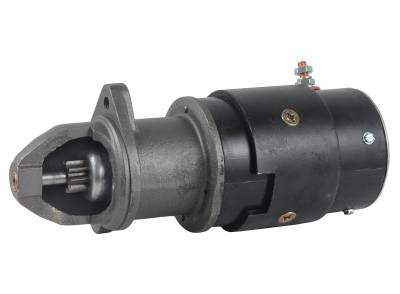 Rareelectrical - New 12V Starter Fits Ftis Chrysler Marine Engines Lm318b M273a 46-579 2875928 Mdt7021 - Image 1
