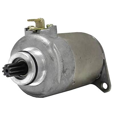 Rareelectrical - New 12 Volt Starter Compatible With Kymco Scooter Eruo 2 125Cc 2001-2009 By Part Number 31200Kkc390c - Image 1