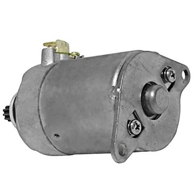 Rareelectrical - New 12 Volt Starter Compatible With Kymco Scooter Eruo 2 125Cc 2001-2009 By Part Number 31200Kkc390c - Image 2
