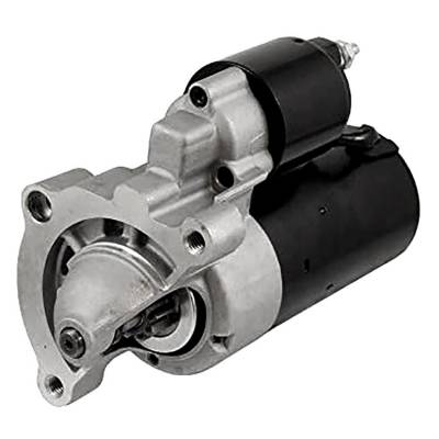 Rareelectrical - New 12 Volt 11 Tooth Starter Compatible With Citroen Europe C4 Ii 2009 By Part Number 0001108183 - Image 1