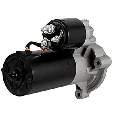 Rareelectrical - New 12 Volt 11 Tooth Starter Compatible With Citroen Europe C4 Ii 2009 By Part Number 0001108183 - Image 2