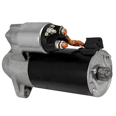 Rareelectrical - New 12 Volt 10 Tooth Starter Compatible With Mercedes Benz Glk350 2013-2015 By Part Number 1147400 - Image 2