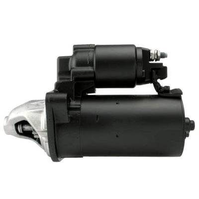 Rareelectrical - New 12 Volt 9 Tooth Starter Compatible With Bmw Europe 116I 2003-2012 By Part Number 12417589350 - Image 1