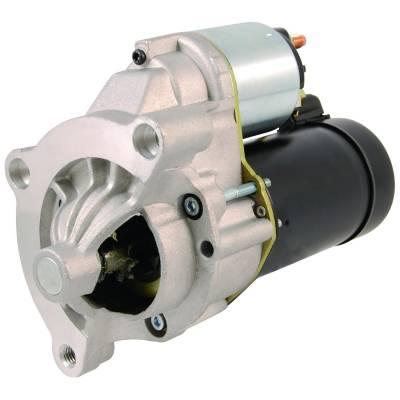 Rareelectrical - New Starter Motor Fits European Model Peugeot 206 307 406 407 M000t82081 5802W1 - Image 1