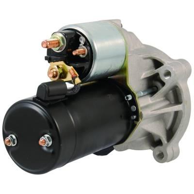 Rareelectrical - New Starter Motor Fits European Model Peugeot 206 307 406 407 M000t82081 5802W1 - Image 2
