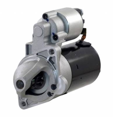 Rareelectrical - New Starter Motor Fits European Model Smart Fortwo 0.8L Diesel 2005-07 660-151-01-01 - Image 1
