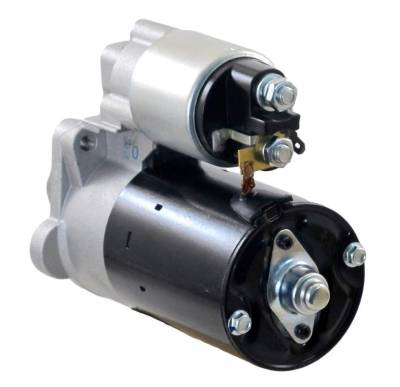 Rareelectrical - New Starter Motor Fits European Model Smart Fortwo 0.8L Diesel 2005-07 660-151-01-01 - Image 2