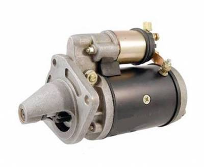 Rareelectrical - New Starter Motor Fits European Model Rover Applications 27425 27425B 57460 27460A - Image 1