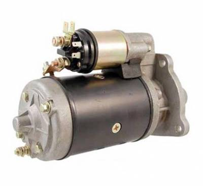 Rareelectrical - New Starter Motor Fits European Model Rover Applications 27425 27425B 57460 27460A - Image 2