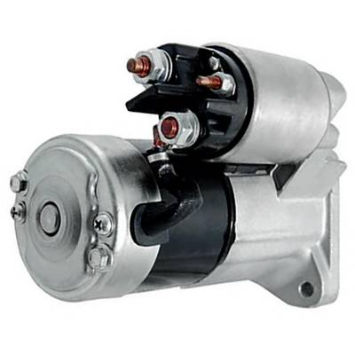 Rareelectrical - New 12 Volt 12 Tooth Starter Compatible With Nissan Europe Evalia Bus 2011 By Part Number 0986022800 - Image 2