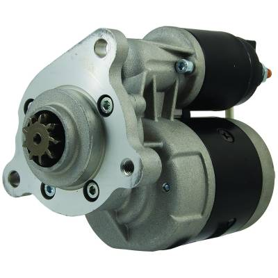 Rareelectrical - New Starter Motor Fits 1999-2008 European Model Skoda Fabia 0986023490 Mrs80107 - Image 1