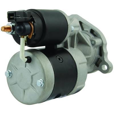 Rareelectrical - New Starter Motor Fits 1999-2008 European Model Skoda Fabia 0986023490 Mrs80107 - Image 2