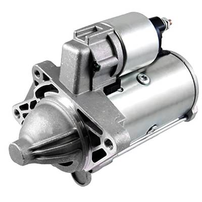 Rareelectrical - New 12 Volt 10 Tooth Starter Compatible With Nissan Europe X-Trail 2007-2013 By Part Number - Image 1