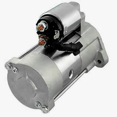 Rareelectrical - New 12 Volt 12 Tooth Starter Compatible With Hyundai Europe Porter 1994-2004 By Part Number - Image 2