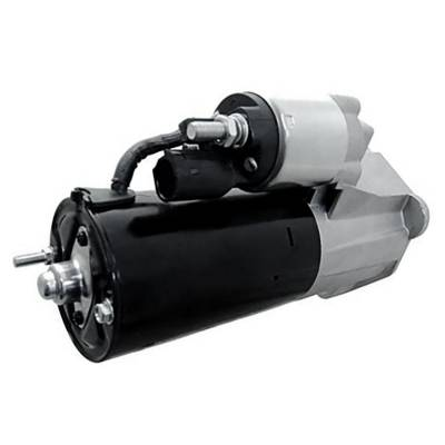 Rareelectrical - New 12 Volt 9 Tooth Starter Compatible With Audi Europe A4 120Kw 2006-2008 By Part Number 1125053 - Image 2