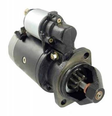 Rareelectrical - New Starter Motor Fits Steyr Tractor 8060 1980-On 0001362072 31100090017 11.130.709 - Image 1