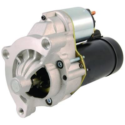 Rareelectrical - New Starter Motor Fits European Model Peugeot 607 806 807 9608719280 Dc00502680 - Image 1