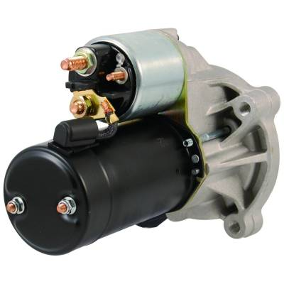 Rareelectrical - New Starter Motor Fits European Model Peugeot 607 806 807 9608719280 Dc00502680 - Image 2