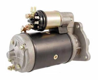 Rareelectrical - New 10T Starter Motor Fits European Model Rover By Part Number 26256 Lrs00139 - Image 2