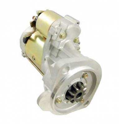 Rareelectrical - New Starter Motor Fits European Model Nissan Mistral 23300-Db000 S13-556 S14-405B - Image 1