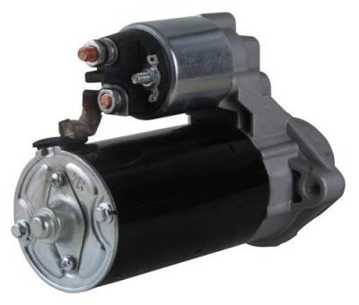 Rareelectrical - New Starter Compatible With Bmw Diesel Euro 330 335 520 0-001-115-041 12417796892 0001115040 - Image 2