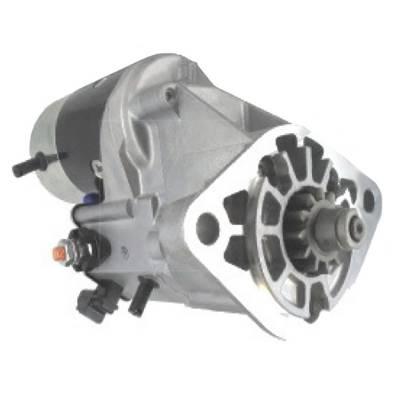 Rareelectrical - New 24 Volt Starter Fits Toyota Land Cruiser Hzj71 1990-2018 228000-5982 Dsn1228 - Image 1