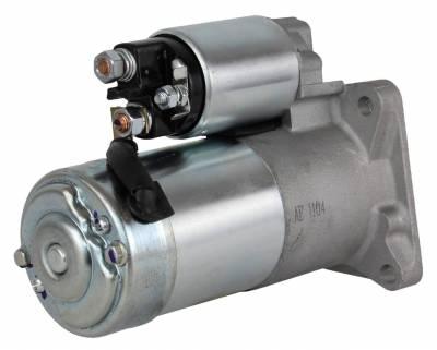 Rareelectrical - New Starter Motor Fits European Model Opel Vectra Zafira 1.9L Turbo Diesel M1t30171 - Image 2