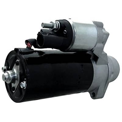 Rareelectrical - New 12 Volt 10 Tooth Starter Compatible With Audi Europe A6 V6 Quattro 2004-2008 By Part Number - Image 2