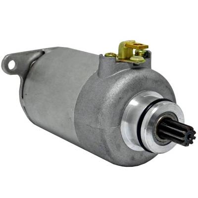 Rareelectrical - New 12 Volt Starter Compatible With Sym Scooter Gts 125 125Cc 2006 2007 2008 By Part Number 801068 - Image 1