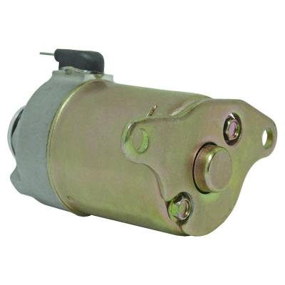 Rareelectrical - New Starter Fits Peugeot Scooter Ludix Pro 50 50Cc 2009-10 Tweet 50 10-13 801638 - Image 2