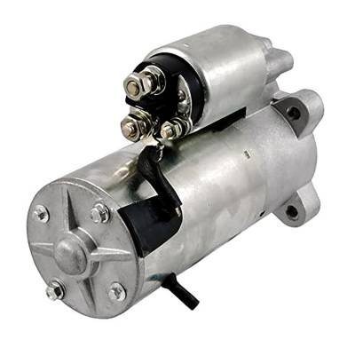 Rareelectrical - New 12 Volt 9 Tooth Starter Compatible With Ford Europe C-Max 2007-2010 By Part Number 0001109204 - Image 2