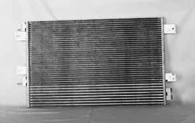 TYC - New Ac Condenser Fits Chrysler 07-13 200 Sebring Sedan Pfc 68004053Aa P40528 3622 P40528 68004053Aa - Image 1