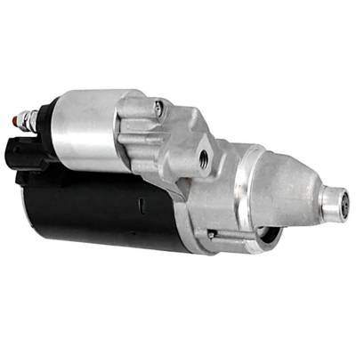 Rareelectrical - New 12 Volt 10 Tooth Starter Compatible With Audi A7 Quattro 2014 By Part Number 0001139041 1139042 - Image 1
