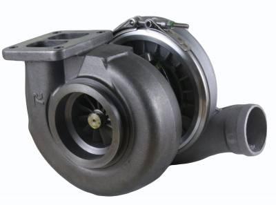 Rareelectrical - New Turbocharger Fits Kenworth C500 1985-92 K100 1984 K100e J531665  J535456 J590079 J802416 E159176 - Image 2