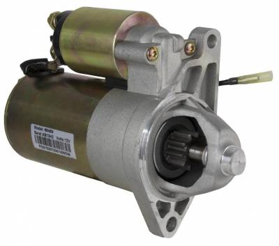 Rareelectrical - New 12V Starter Motor Fits Mercury Marquis Ford Crown Victoria 1992 Lincoln Town Car 1991-1992 4.6L - Image 1