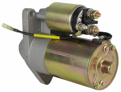 Rareelectrical - New 12V Starter Motor Fits Mercury Marquis Ford Crown Victoria 1992 Lincoln Town Car 1991-1992 4.6L - Image 2