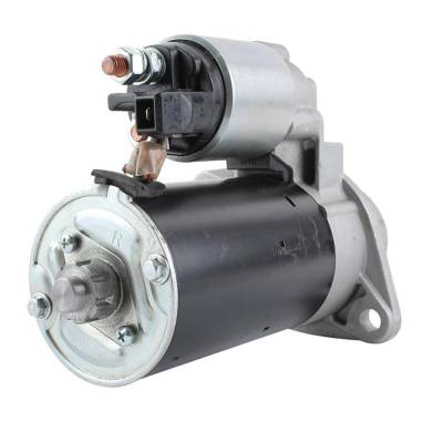 Rareelectrical - New 12V 9T Starter Fits Bmw Europe 3 Series 11-16 4 Series 220I 13-14 0001138057 - Image 2